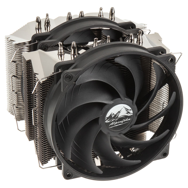 Alpenföhn Olymp Twin Tower High Performance CPU Cooler - 140mm