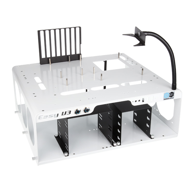 Dimastech Bench Table Easy V3.0 - White