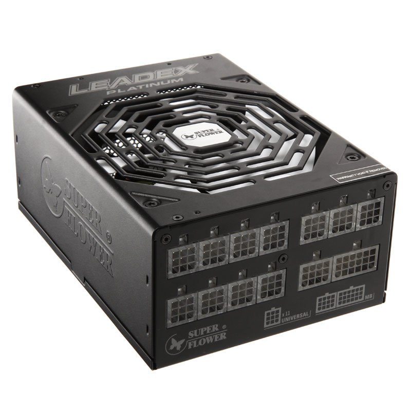 Super Flower Leadex Platinum 1000W Fully Modular