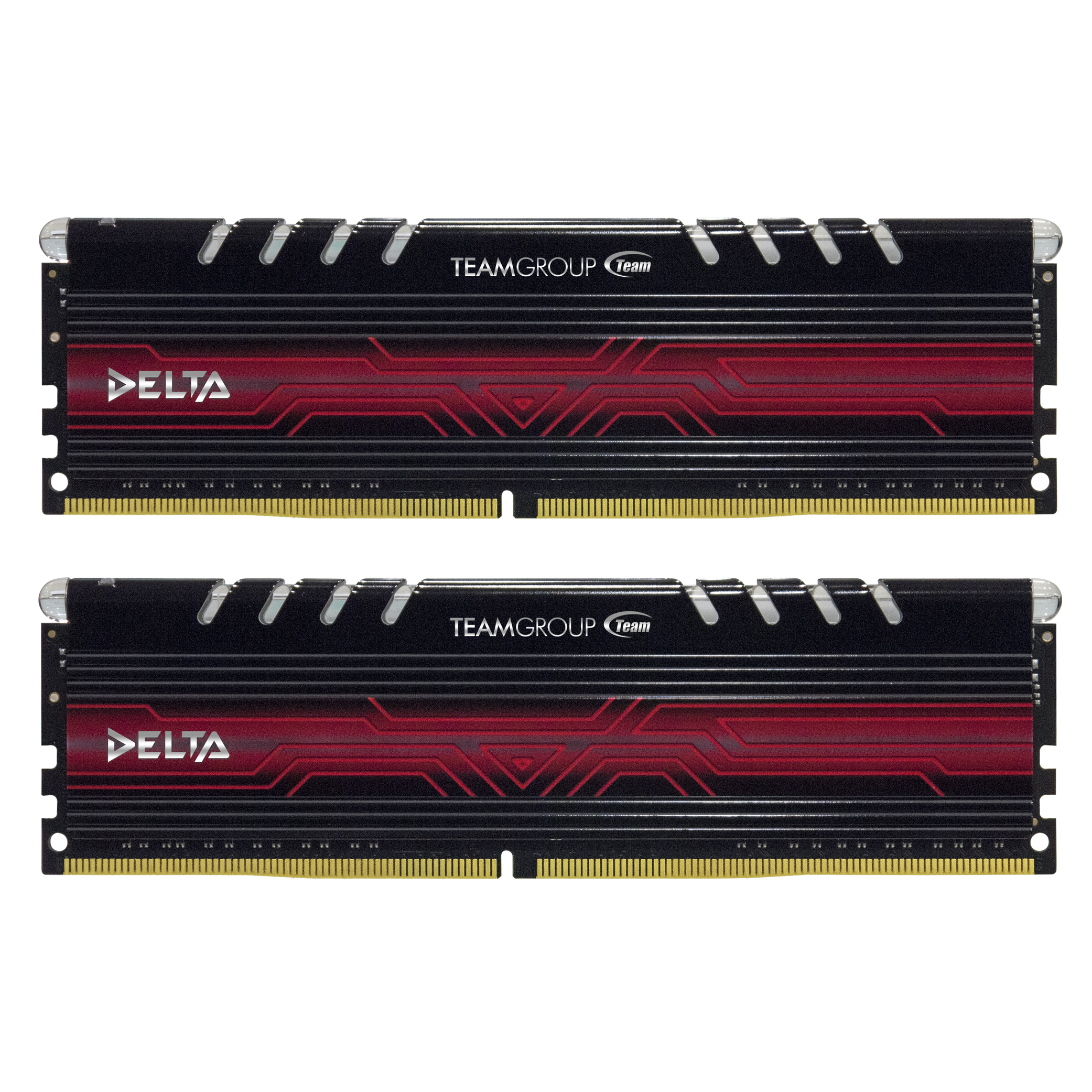 Team Group Delta 8GB (2x4GB) DDR4 PC4-24000C16 3000MHz Dual Channel Kit